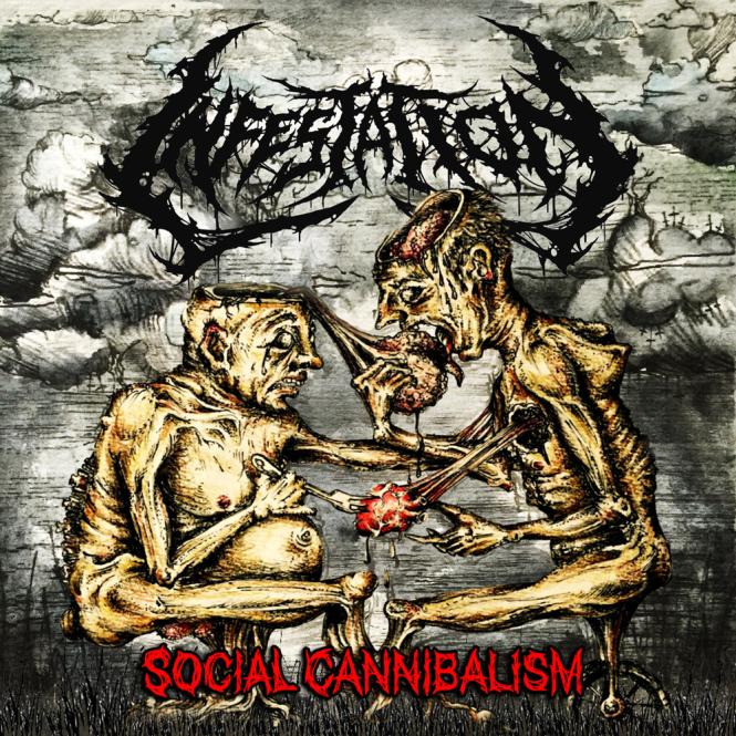 INFESTATION - social cannibalism MCD