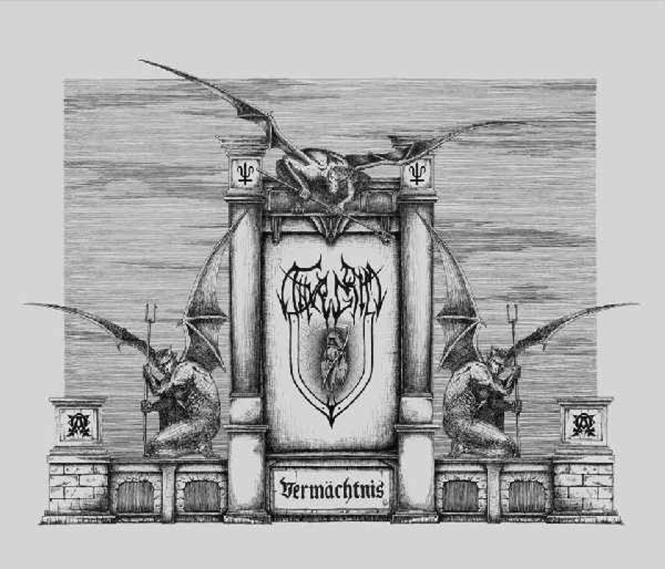THYRGRIM - vermächtnis CD