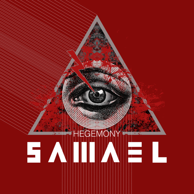 SAMAEL - hegemony DigiCD