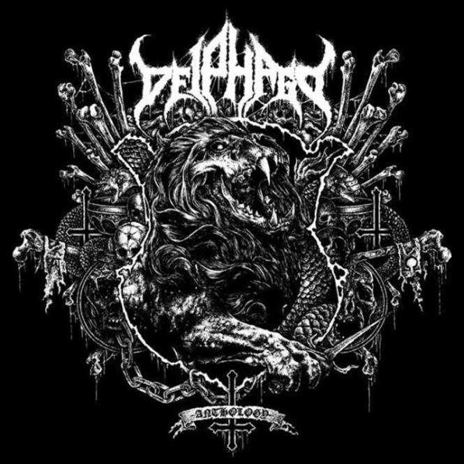 DEIPHAGO - anthology CD