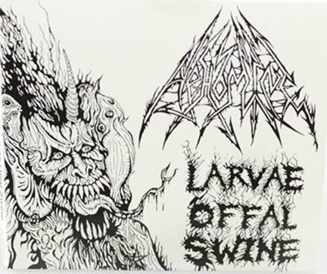 ABHOMINE - larvae offal swine DigiCD