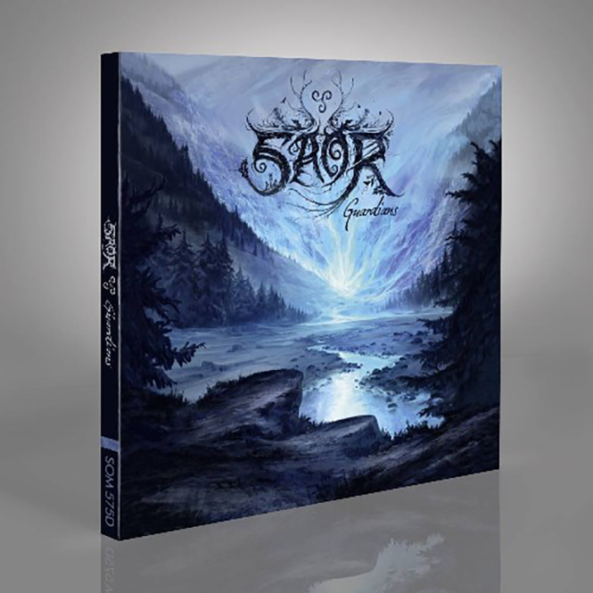 SAOR - guardians CD