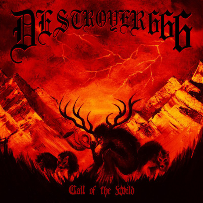 DESTRÖYER 666 - call of the wild DigiMCD
