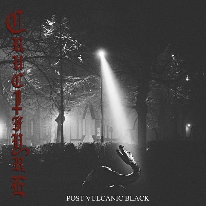 CRUCIFYRE - post vulcanic black CD