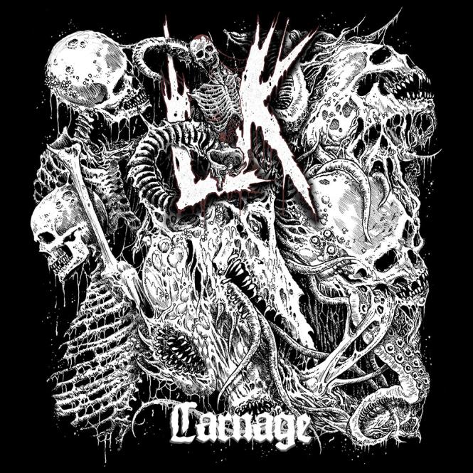 LIK - carnage DigiCD