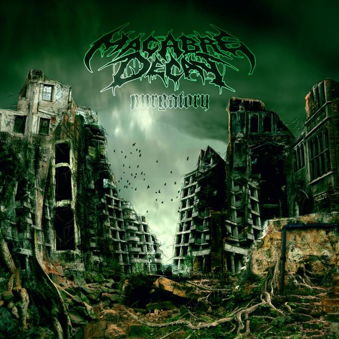 MACABRE DECAY - purgatory CD