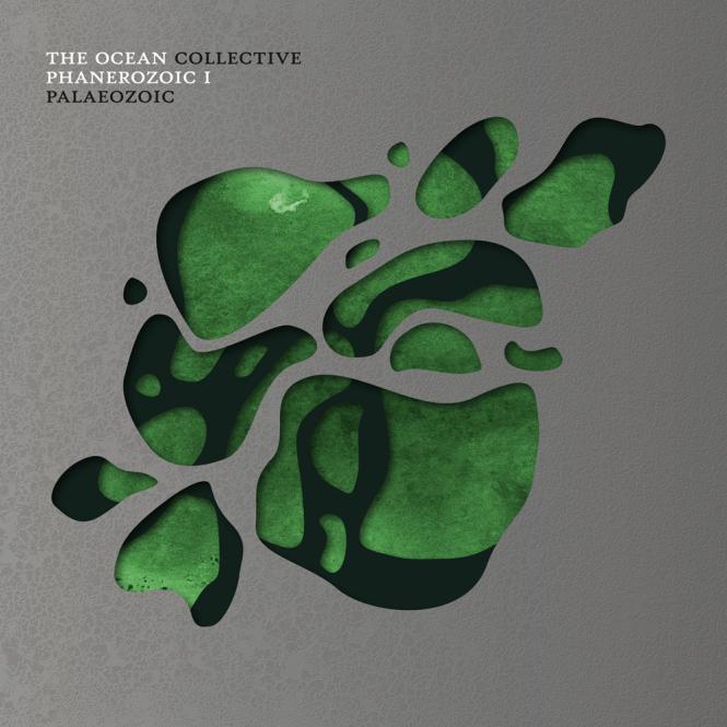 OCEAN, THE - phanerozoic I: palaeozoic DigiCD