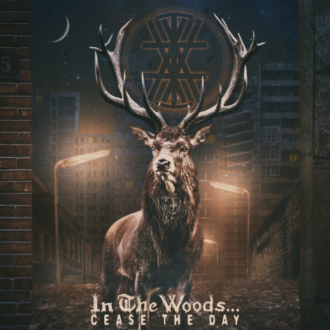 IN THE WOODS - cease the day DigiCD