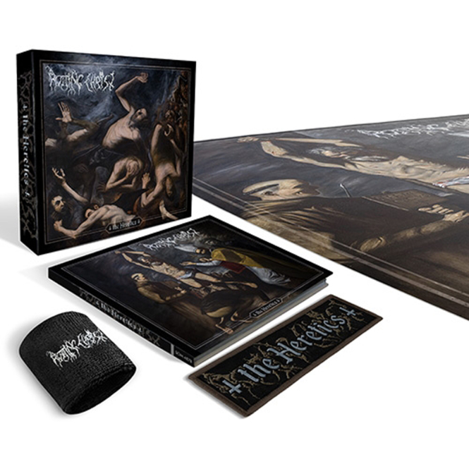ROTTING CHRIST - the heretics BoxCD