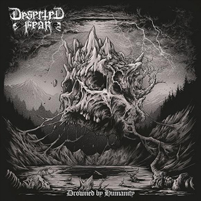 DESERTED FEAR - drowned by humanity DigiCD