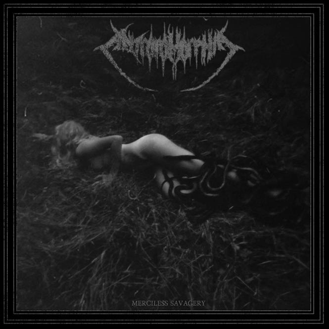 ANTROPOMORPHIA - merciless savagery DigiCD