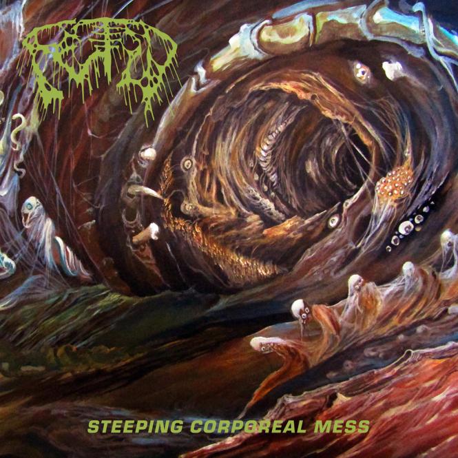 FETID - steeping corporeal mess CD