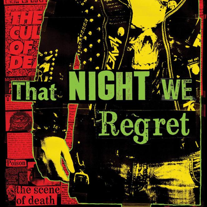 TEETHING - that night we regret CD