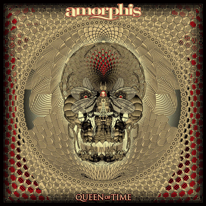 AMORPHIS - queen of time DigiCD