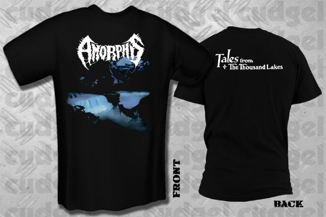 AMORPHIS - tales from the thousand lakes T-Shirt