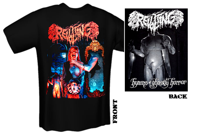 2559c709 cudgel | REVOLTING - hymns T-Shirt | CUDGEL is one of Germany´s ...
