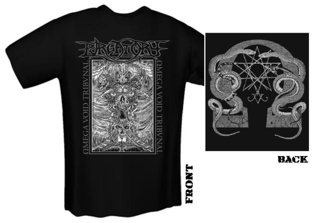 PURGATORY - omega void tribvnal T-Shirt