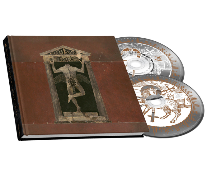 BEHEMOTH - messe noire DigiDVD+CD