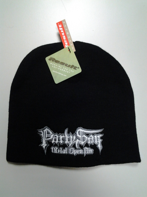 PARTY.SAN OPEN AIR - logo BEANIE