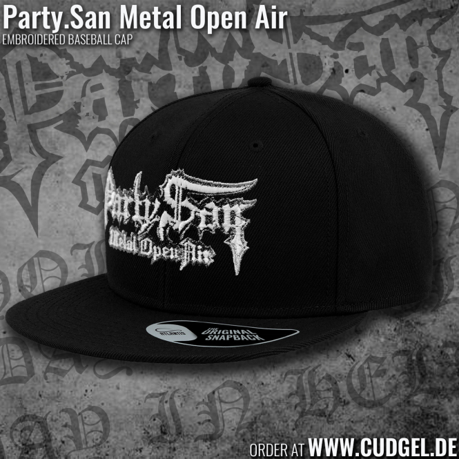 PARTY.SAN OPEN AIR - baseball cap