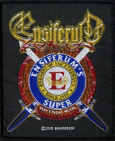 ENSIFERUM - very strong metal PATCH