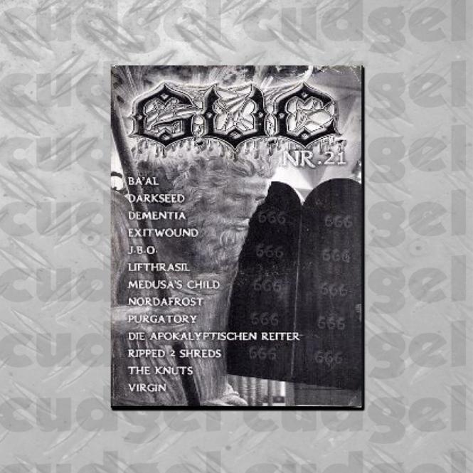 G.U.C. - nr.21 Zine + CD
