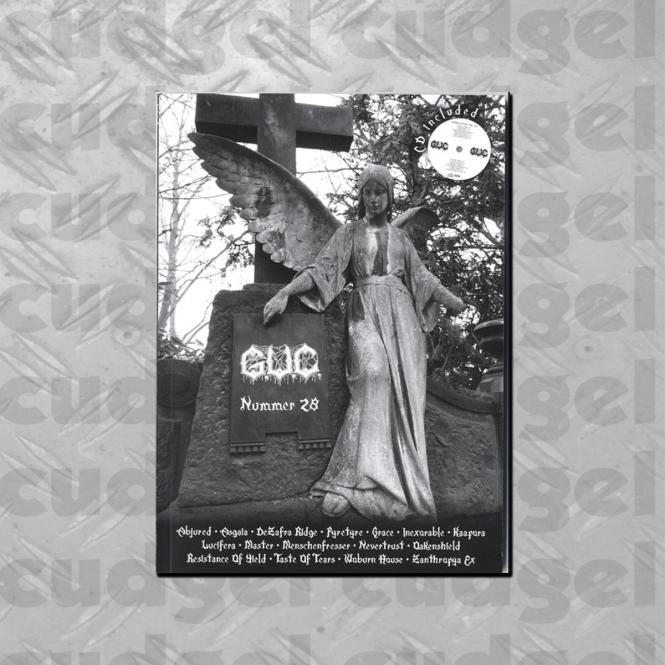 G.U.C. - nr.28  Zine + CD