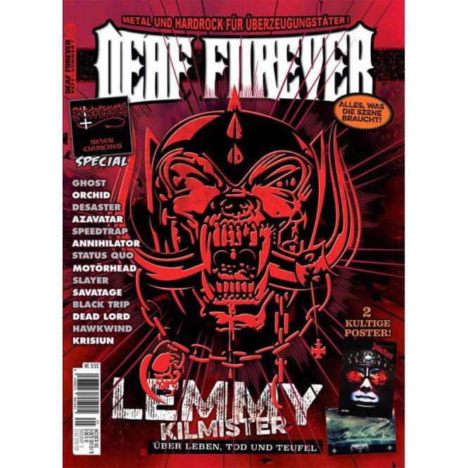 DEAF FOREVER MAGAZINE Nr 05/2015