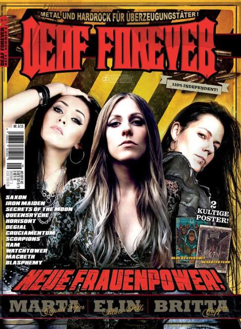 DEAF FOREVER MAGAZINE Nr 06/2015